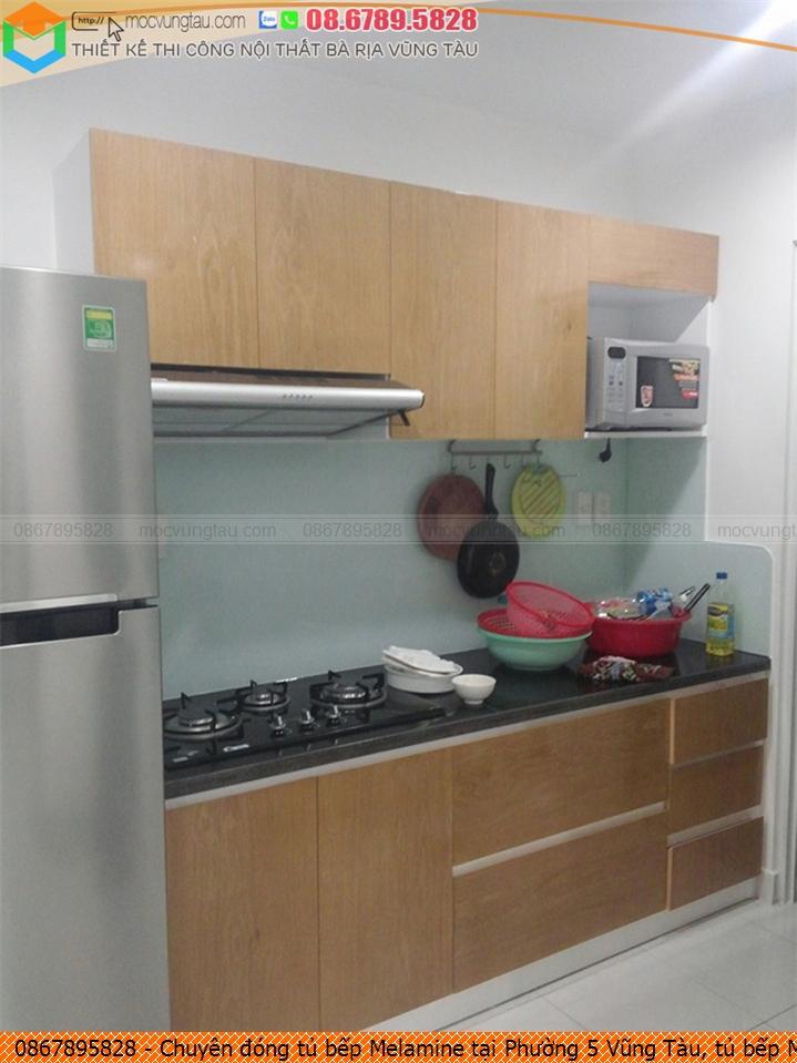 Chuyên đóng tủ bếp Melamine tại Phường 5 Vũng Tàu, tủ bếp Melamine bền đẹp Phường 5 Vũng Tàu chuyên nghiệp Hotline 086789.5828 302619ZG4