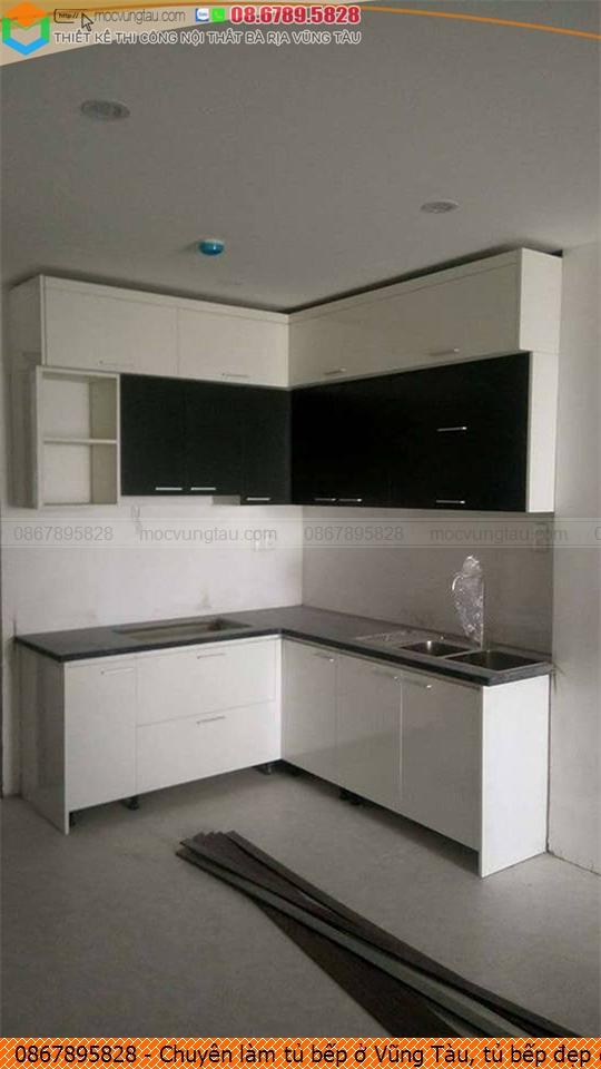 Chuyên làm tủ bếp ở Vũng Tàu, tủ bếp đẹp giá rẻ Vũng Tàu uy tín liên hệ Hotline 086.789.5828 3426194E5