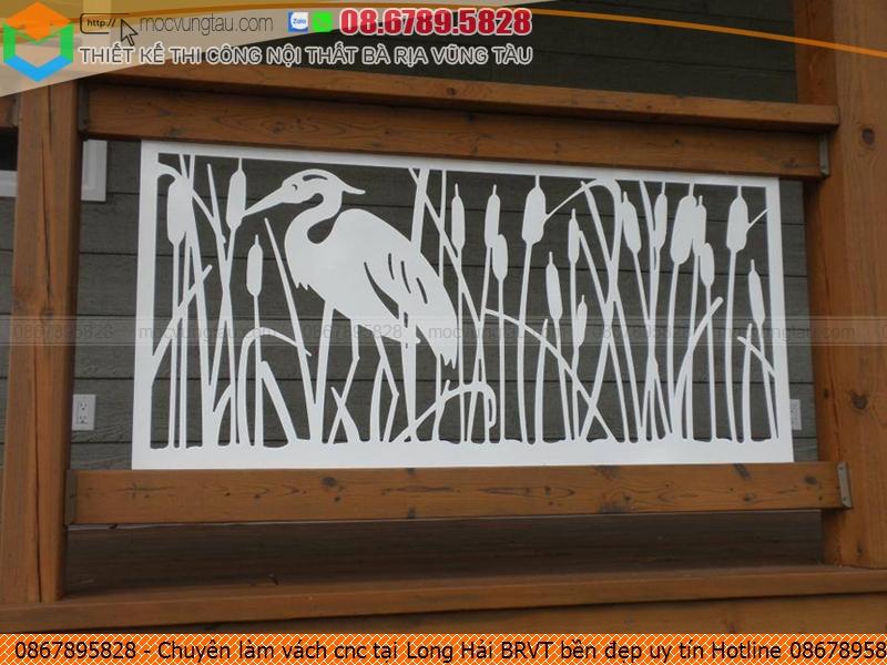 Chuyên làm vách cnc tại Long Hải BRVT bền đẹp uy tín Hotline 0867895828