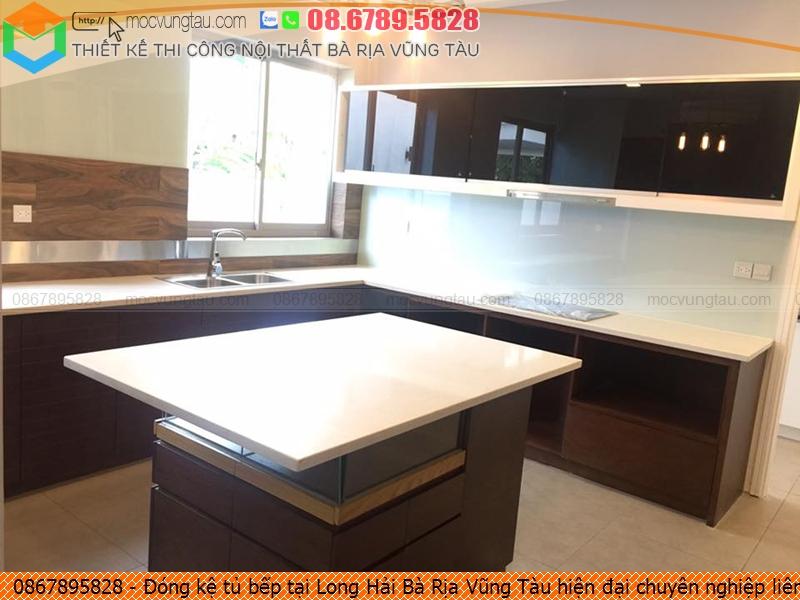 Đóng kệ tủ bếp tại Long Hải Bà Rịa Vũng Tàu hiện đại chuyên nghiệp liên hệ 086789.5828 552619LRM