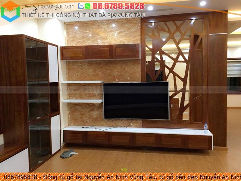 Đóng tủ gỗ tại Nguyễn An Ninh Vũng Tàu, tủ gỗ bền đẹp Nguyễn An Ninh Vũng Tàu uy tín 0867895828