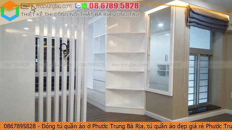 Đóng tủ quần áo ở Phước Trung Bà Rịa, tủ quần áo đẹp giá rẻ Phước Trung Bà Rịa uy tín liên hệ 0867895828