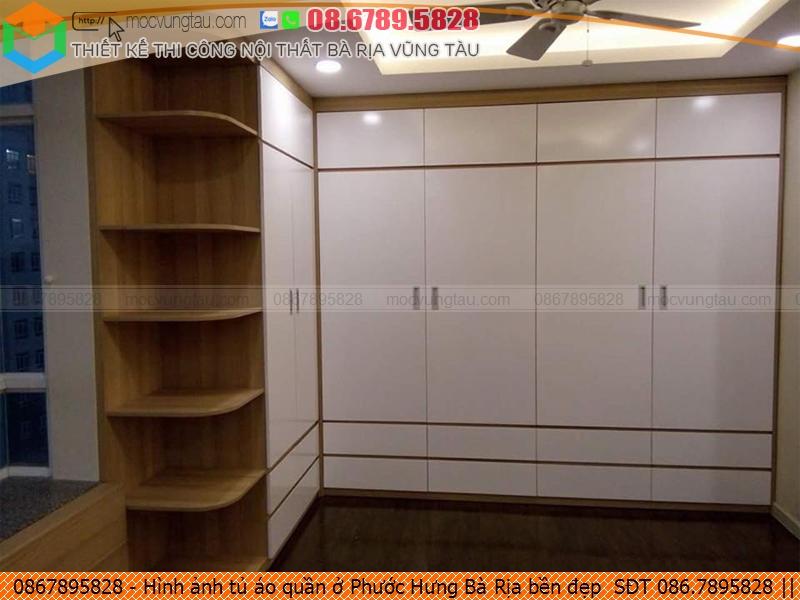 Hình ảnh tủ áo quần ở Phước Hưng Bà Rịa bền đẹp  SĐT 086.7895828