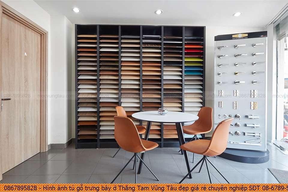 Hình ảnh tủ gỗ trưng bày ở Thắng Tam Vũng Tàu đẹp giá rẻ chuyên nghiệp SĐT 08-6789-5828