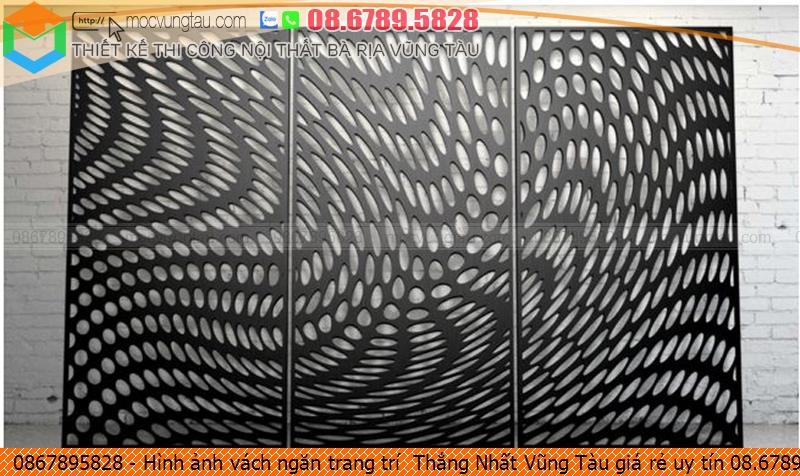 Hình ảnh vách ngăn trang trí  Thắng Nhất Vũng Tàu giá rẻ uy tín 08.6789.5828