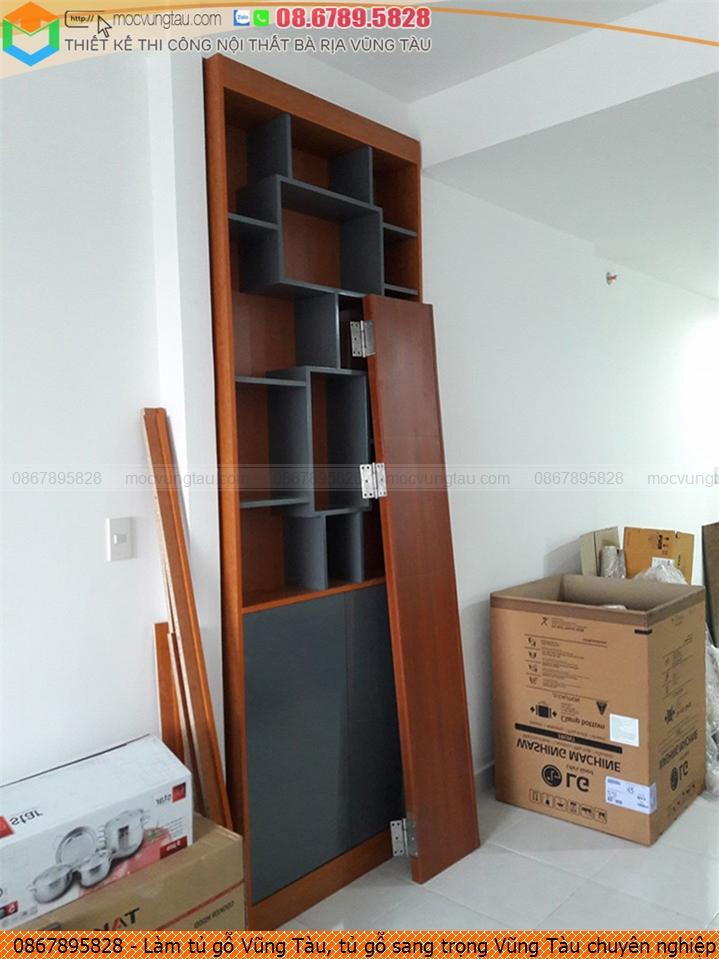 Làm tủ gỗ Vũng Tàu, tủ gỗ sang trọng Vũng Tàu chuyên nghiệp gọi SĐT 086789.5828