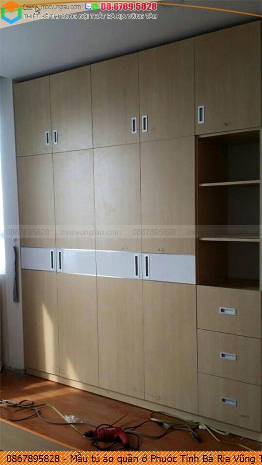 Mẫu tủ áo quần ở Phước Tỉnh Bà Rịa Vũng Tàu, tủ áo quần chất lượng Phước Tỉnh Bà Rịa Vũng Tàu chuyên nghiệp 086-789-5828