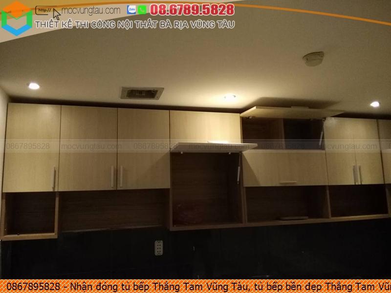Nhận đóng tủ bếp Thắng Tam Vũng Tàu, tủ bếp bền đẹp Thắng Tam Vũng Tàu chuyên nghiệp SĐT 08.6789.5828