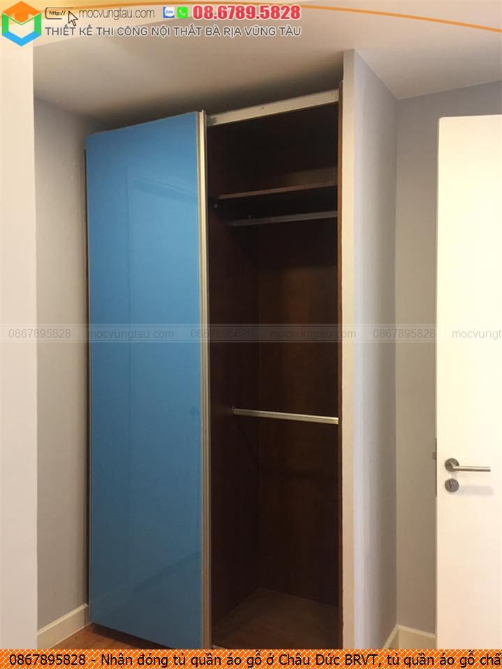 Nhận đóng tủ quần áo gỗ ở Châu Đức BRVT, tủ quần áo gỗ chất lượng Châu Đức BRVT chuyên nghiệp Hotline 086.7895828
