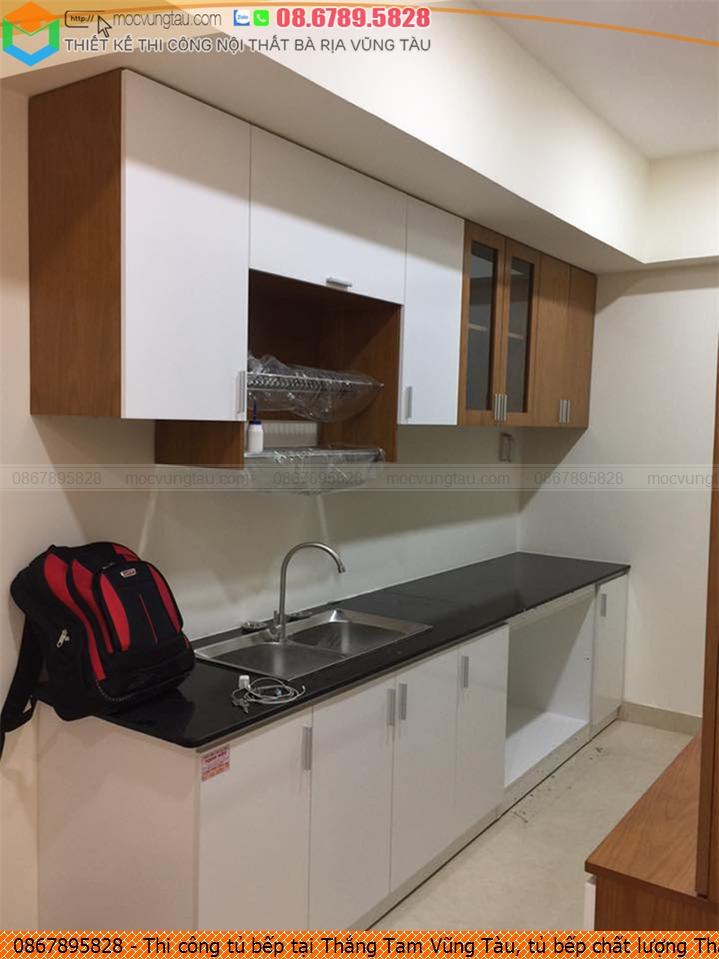 Thi công tủ bếp tại Thắng Tam Vũng Tàu, tủ bếp chất lượng Thắng Tam Vũng Tàu chuyên nghiệp 086789.5828